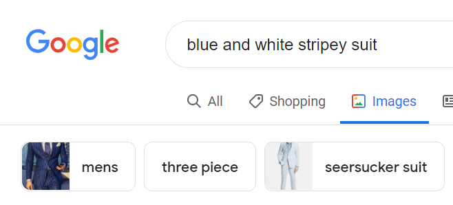 Google Image Search results for